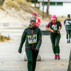 Pärnu Rannajooks - Irene Roosipuu (604)