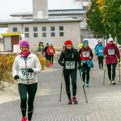 Pärnu Rannajooks - Siiri Lestsepp (901), Maiu Udalov (957)