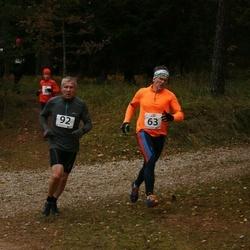 Elva Mäejooks - Raul Kangur (63), Viidas Kõnd (92)