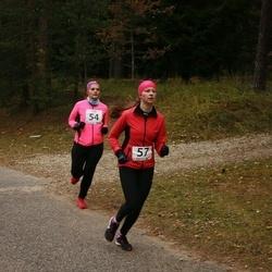 Elva Mäejooks - Piret Lood (54), Kristiine Siimer (57)