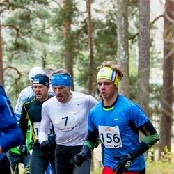Elva Mäejooks - Urmas Utar (7), Mihkel Unt (156)