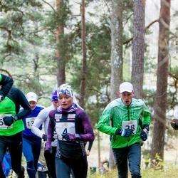 Elva Mäejooks - Lily Luik (4), Indrek Ermel (28)