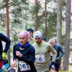 Elva Mäejooks - Hannes Veide (6), Kristel Viigipuu (161)
