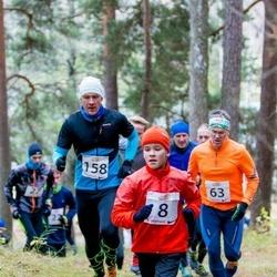 Elva Mäejooks - Johan Villem Kaare (8), Raul Kangur (63), Kaspar Mihailov (158)