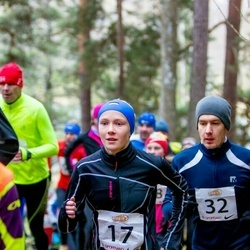 Elva Mäejooks - Anette Peltser (17), Mikk Lilo (32)