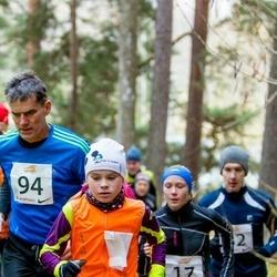 Elva Mäejooks - Anette Peltser (17), Erki Palm (94)