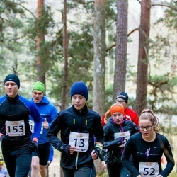 Elva Mäejooks - Artur Võlu (13), Kelina Lillemets (52), Joosep Mägi (153)