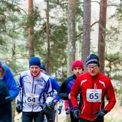 Elva Mäejooks - Andrus Kivari (64), Toomas Kuris (65)