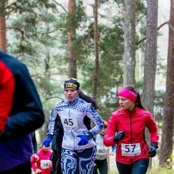 Elva Mäejooks - Krista Jalajas (45), Kristiine Siimer (57)