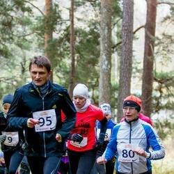 Elva Mäejooks - Ulvi Lond (80), Märt Tamm (95)