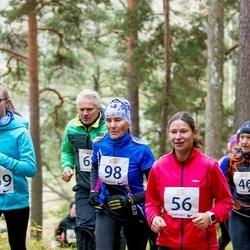 Elva Mäejooks - Evelin Pellenen (56), Esmeralda Lille (98)