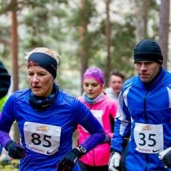Elva Mäejooks - Peep Nurm (35), Made Vares (85)