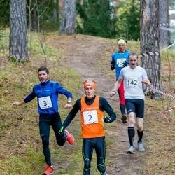 Elva Mäejooks - Margus Pirksaar (2), Andreas Kraas (3), Olle Kärner (142)