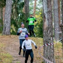 Elva Mäejooks - Jakob Oetjen (36), Tatjana Mannima (55)