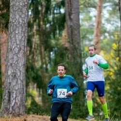 Elva Mäejooks - Raigo Saar (38), Anatoli Suvorov (74)