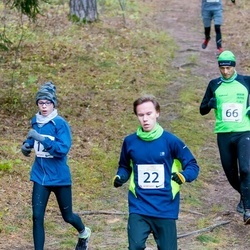 Elva Mäejooks - Risto Valdner (22), Kalle Lellep (66)
