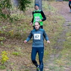 Elva Mäejooks - Raido Matson (67), Kalmer Vaakmann (154)