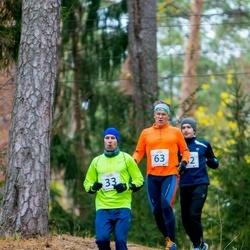 Elva Mäejooks - Esko Miljukov (33), Raul Kangur (63)