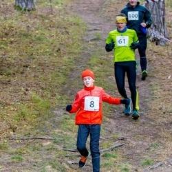 Elva Mäejooks - Johan Villem Kaare (8), Raivo Hool (61)