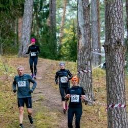 Elva Mäejooks - Anette Peltser (17), Kristel Vallaste (59), Viidas Kõnd (92)