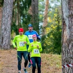 Elva Mäejooks - Ahto Selter (72), Triinu Palo (83)