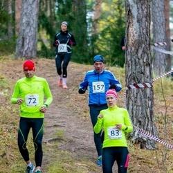 Elva Mäejooks - Ahto Selter (72), Triinu Palo (83), Toomas Ellervee (157)