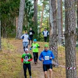 Elva Mäejooks - Ingrid Lindenberg (99), Raimond Pihlap (102)