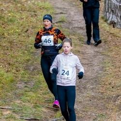 Elva Mäejooks - Keliis Lillemets (24), Tiiu Jüriado (46)