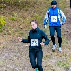 Elva Mäejooks - Karmen Kadakmaa (23), Peep Nurm (35)