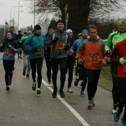 Tartu Novembrijooks - Urmas Koor (23), Laas Kask (38)