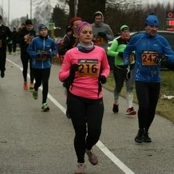 Tartu Novembrijooks - Piret Lood (216), Ahto Jaska (243)