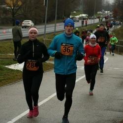 Tartu Novembrijooks - Vallo Jürisoo (30), Teele Olgo (284)