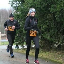 Tartu Novembrijooks - Darja Badžulina (324)