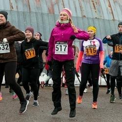 Tartu Novembrijooks - Janely Org (517), Liisi Kont (532)