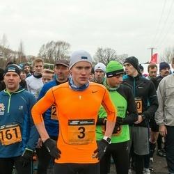 Tartu Novembrijooks - Franko Reinhold (3), Kaido Saar (161)