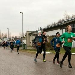 Tartu Novembrijooks - Mart Leo Ruus (220), Marek Salla (316)