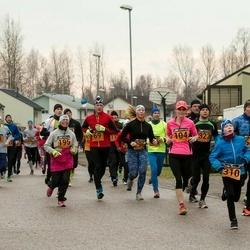 Tartu Novembrijooks - Viljar Veevo (69), Jekaterina Pihlak (195)