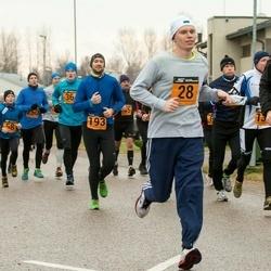 Tartu Novembrijooks - Aleksandr Lissovski (28), Urmas Hõrrak (171), Aivar Põllu (193)
