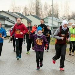 Tartu Novembrijooks - Katri Ahtijäinen (172), Liis Ott (173), Lisette Lein (199)