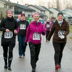 Tartu Novembrijooks - Janely Org (517), Pille Paring (528)