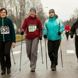 Tartu Novembrijooks - Margareta Palgi (504), Tiiu Illus (530)