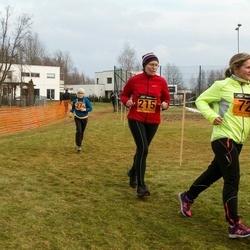 Tartu Novembrijooks - Naima Raiv-Altosaar (72), Silvia Saarniit (215)