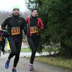 Tartu Novembrijooks - Marge Porkveli (288), Andrei Provorkov (331)