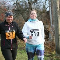 Tartu Novembrijooks - Mirlian Kask (37), Siiri Seevri (519)