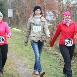 Tartu Novembrijooks - Veinica Leibur (526), Jane Kallas (527)