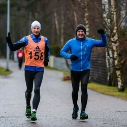 14. Vana-aasta maraton - Artemy Semenov (158)