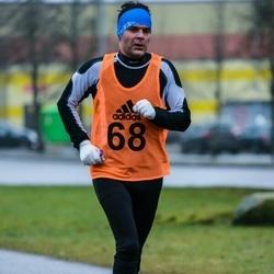14. Vana-aasta maraton - Marek Atonen (68)