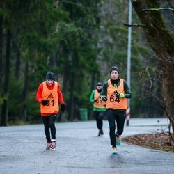 14. Vana-aasta maraton - Lauri Mänd (64)