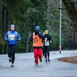 14. Vana-aasta maraton - Nn Pireti Jüngrid (32), David Arutyunyan (37)