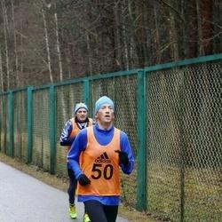 14. Vana-aasta maraton - Ülle Kummer-Leman (50)